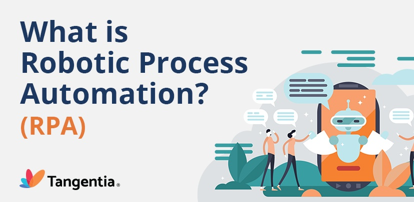 Infographic : What is Robotic Process Automation? (RPA)