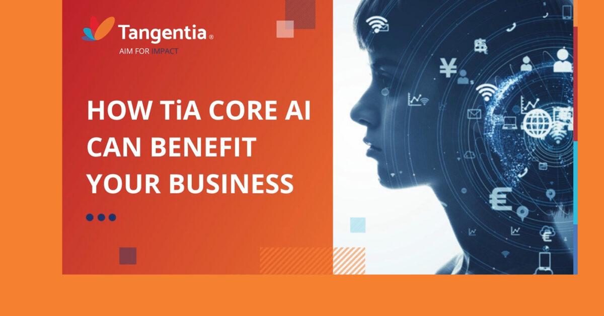 Tangentia Videos – TiA Core AI