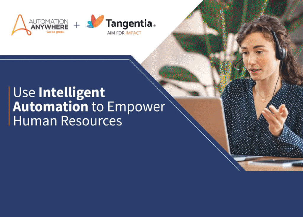 Tangentia Videos – Intelligent Automation for Human Resources